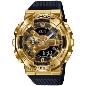 カシオ CASIO 正規品 時計 腕時計 G-SHOCK Gショック メンズ ブランド GM-110G-1A9JF GM-110 SERIES|fashion-labo