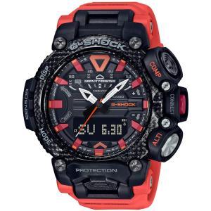 カシオ CASIO 正規品 時計 腕時計 G-SHOCK Gショック メンズ ブランド GR-B200-1A9JF GRAVITYMASTER|fashion-labo