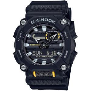 カシオ CASIO 正規品 時計 腕時計 G-SHOCK Gショック メンズ ブランド GA-900-1AJF GA-900 SERIES|fashion-labo