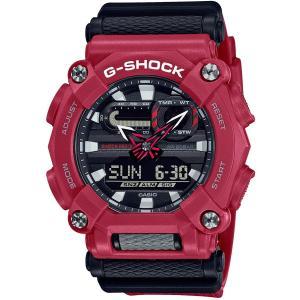 カシオ CASIO 正規品 時計 腕時計 G-SHOCK Gショック メンズ ブランド GA-900-4AJF GA-900 SERIES|fashion-labo