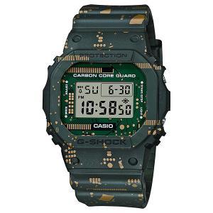 カシオ CASIO 正規品 時計 腕時計 G-SHOCK Gショック カーボンコアガード構造 DWE-5600CC-3JR メンズ カモフラージュ 迷彩 メンズ ブランド tsk1002416|fashion-labo
