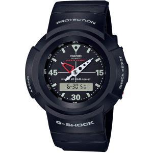 カシオ CASIO 正規品 時計 腕時計 G-SHOCK Gショック AW-500E-1EJF メンズ ブラック 20気圧防水 アナデジ ブランド tsk1002418 AW-500 SERIES|fashion-labo
