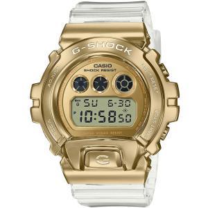 カシオ CASIO 正規品 時計 腕時計 G-SHOCK Gショック メンズ ブランド GM-6900SG-9JF Gold Series|fashion-labo