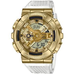 カシオ CASIO 正規品 時計 腕時計 G-SHOCK Gショック メンズ ブランド GM-110SG-9AJF Gold Series|fashion-labo