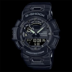 カシオ CASIO 正規品 時計 腕時計 G-SHOCK Gショック メンズ ブランド ブラック ブルートゥース GBA-900-1AJF ANALOG-DIGITALGBA-900 SERIES|fashion-labo