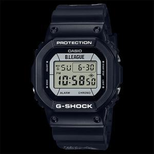 カシオ CASIO 正規品 時計 腕時計 G-SHOCK Gショック Bリーグ メンズ ブランド DW-5600BLG21-1JR B.LEAGUE × G-SHOCK Collaboration Model ORIGIN5600 SERIES|fashion-labo