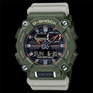 カシオ CASIO 正規品 時計 腕時計 G-SHOCK Gショック メンズ ブランド GA-900HC-3AJF ANALOG-DIGITALGA-900 SERIES|fashion-labo