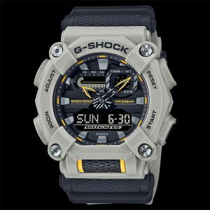 カシオ CASIO 正規品 時計 腕時計 G-SHOCK Gショック メンズ ブランド グレー ブラック GA-900HC-5AJF ANALOG-DIGITALGA-900 SERIES|fashion-labo