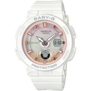 カシオ CASIO 正規品 時計 腕時計 G-SHOCK Gショック Baby-G ベビージー メンズ ブランド BGA-250-7A2JF BEACH TRAVELER SERIES|fashion-labo