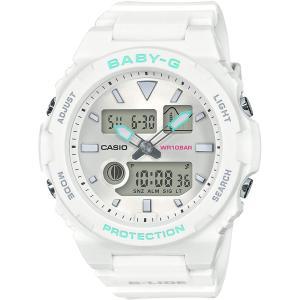 カシオ CASIO 正規品 時計 腕時計 G-SHOCK Gショック Baby-G ベビージー メンズ ブランド BAX-100-7AJF G-LIDE|fashion-labo