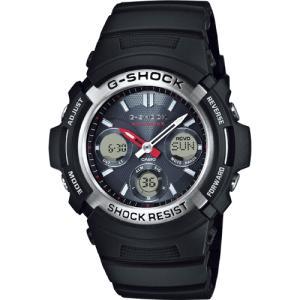 カシオ CASIO 正規品 時計 腕時計 G-SHOCK Gショック メンズ ブランド AWG-M100-1AJF ANALOG-DIGITAL AWG-100 M100 SERIES|fashion-labo