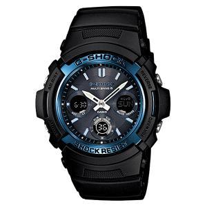 カシオ CASIO 正規品 時計 腕時計 G-SHOCK Gショック メンズ ブランド AWG-M100A-1AJF ANALOG-DIGITAL AWG-100 M100 SERIES|fashion-labo
