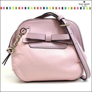 ケイトスペード バッグ ショルダーバッグ リボン 斜めがけ レザー 本革 レディース ピンク ブランド アウトレット kate spade 2712 fashion-labo