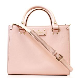 ケイトスペード バッグ ハンドバッグ 2way ショルダーバッグ レザー レディース 本革 ピンク アウトレット kate spade 2723 fashion-labo