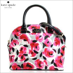 ケイトスペード KATE SPADE バッグ ハンドバッグ 2way グローブストリート カルリ ローズ ベッド フラワー レディース ブランド 4260 セール 2018 秋冬 新作|fashion-labo