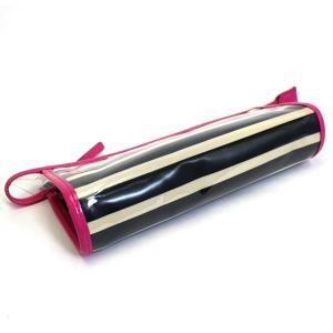 ケイトスペード kate spade コスメポーチ 化粧ポーチ 小物入れ ストライプ ボーダー 2294|fashion-labo|02