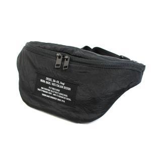 ディーゼル DIESEL バッグ ベルトバッグ ウエストポーチ ウエストバッグ メンズ ヒップバッグ ブラック SUSEGANA F-SUSE BELT DZ コンパクト ブランド X07276 fashion-labo