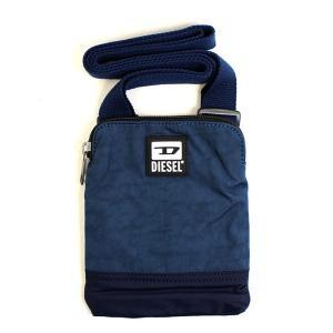 ディーゼル DIESEL バッグ ショルダーバッグ メンズ 斜め掛け 斜めがけ BULERO VYGA ネイビー ブルー コンパクト ブランド X07507 fashion-labo