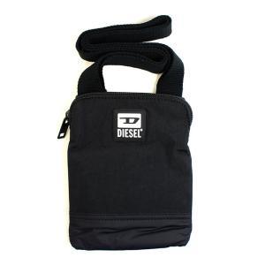 ディーゼル DIESEL バッグ ショルダーバッグ メンズ 斜め掛け 斜めがけ BULERO VYGA ブラック コンパクト ブランド X07507 fashion-labo