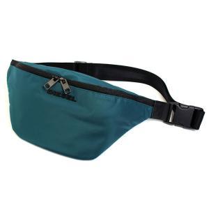 ディーゼル DIESEL バッグ ベルトバッグ ウエストポーチ メンズ ウエストバッグ ヒップバッグ ORYS F-SUSE BELT DM ティール ブルー コンパクト ブランド X07639 fashion-labo