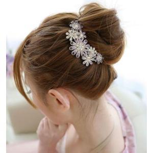 ヘッドドレス 髪飾り ヘアアクセサリー ウェディング 和服 和装 卒業式 袴 袴セット 和装 着物 ...