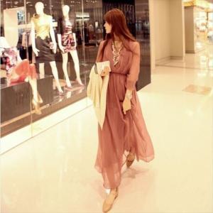 パーティードレス 10代 20代 30代40代 ワンピース おしゃれ フォーマル お呼ばれ シフォン キャバ 秋冬 カラードレス 結婚式 成人式 セクシー レディース|fashion-shop-seleb|06
