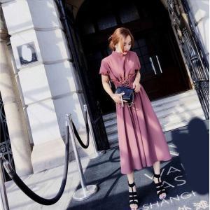 パーティードレス 10代 20代 30代40代 ワンピース おしゃれ フォーマル お呼ばれ パフスリーブ キャバ 秋冬 カラードレス 結婚式 成人式 セクシー レディース|fashion-shop-seleb|05