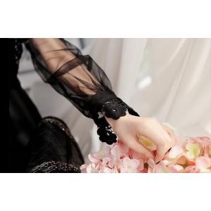 パーティードレス 10代 20代 30代40代 ワンピース おしゃれ フォーマル お呼ばれ ハイネック 花柄 秋冬 カラードレス 結婚式 成人式 セクシー レディース キャバ|fashion-shop-seleb|14
