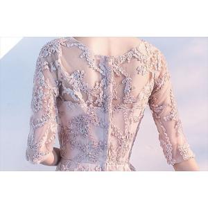 パーティードレス 10代 20代 30代40代 ワンピース おしゃれ フォーマル お呼ばれ フィッシュテール カラードレス 結婚式 成人式 セクシー レディース キャバ|fashion-shop-seleb|12