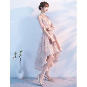 パーティードレス 10代 20代 30代40代 ワンピース おしゃれ フォーマル お呼ばれ フィッシュテール カラードレス 結婚式 成人式 セクシー レディース キャバ|fashion-shop-seleb|03
