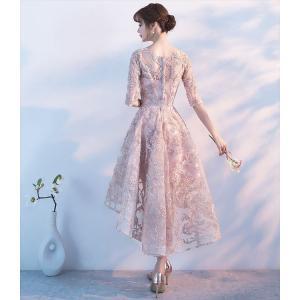パーティードレス 10代 20代 30代40代 ワンピース おしゃれ フォーマル お呼ばれ フィッシュテール カラードレス 結婚式 成人式 セクシー レディース キャバ|fashion-shop-seleb|09
