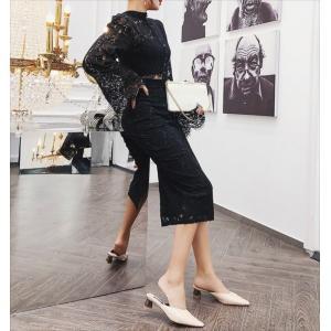 パーティードレス 10代 20代 30代40代 ワンピース おしゃれ フォーマル ブラック 上下セット カラードレス 結婚式 成人式 セクシー レディース キャバ 春夏 fashion-shop-seleb 09