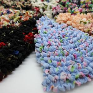 伸びる絞りエコバッグ コンパクトバッグ 買い物袋 サブバッグ|fashion-yoshimura