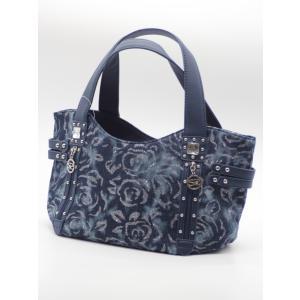 SAVOYサボイ バッグ 鞄 ショルダー デニム キラキラ 大きめ|fashion-yoshimura