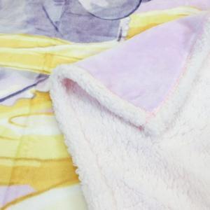 ディズニー やわらかタッチキャラクター毛布 ラプンツェル シングルサイズ 140×200cm やわらか ボア fashionichiba-sanki 04