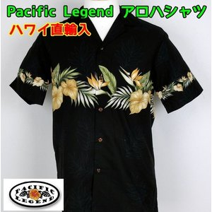 SALE Pacific Legend  紳士/メンズ アロハシャツ  アンスリウム 【1点までメール便可】 サンキ/sanki|fashionichiba-sanki