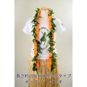 フラダンス レイ/首飾り ハワイアン イリマ ...の詳細画像1