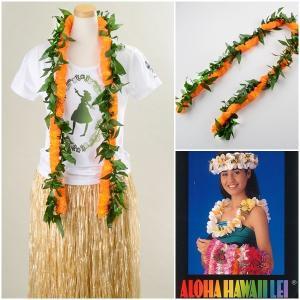 フラダンス レイ/首飾り ハワイアン イリマ ...の詳細画像4