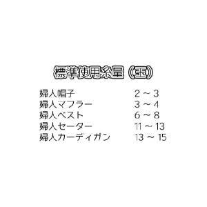 毛糸 純毛 ウール ニュージョイフル 極太 【...の詳細画像4