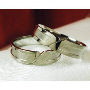 K18ブラックゴールド ペアリング メンズタイプ|fashionjewelry-em