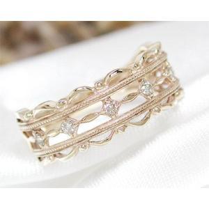 K10 ダイヤモンド ファッションリング|fashionjewelry-em
