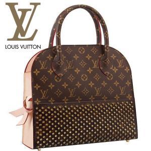 Louis Vuitton×Christian Louboutinコラボ 限定ショッピングバック ルイヴィトン クリスチャンルブタン fashionplate-fsp