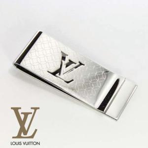 [LOUIS VUITTON]ルイ・ヴィトン シャンゼリゼ マネークリップ (シルバー) fashionplate-fsp