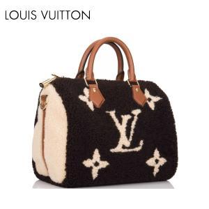 Louis Vuitton Shearling Speedy Bandouliere 25 Monogram Teddy  ルイ・ヴィトン シアリング スピーディ バンドリエール 25 モノグラムテディ|fashionplate-fsp