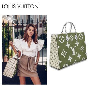 LOUIS VUITTON ルイ・ヴィトン バッグ オンザゴー M44571 クレーム|fashionplate-fsp