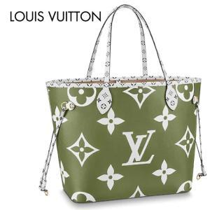 LOUIS VUITTON ルイ・ヴィトン ネヴァーフル MM M44568 カーキ fashionplate-fsp