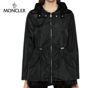 MONCLER モンクレール 2018年春夏新作 レディース ジャケット LOTUS(ロータス)  ブラック アウター コート【送料無料】 fashionplate-fsp