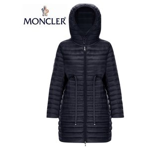 Moncler BARBEL Dark Blue Down Jacket Coat 2020SS モンクレール ダークブルー レディース ダウンジャケット ダウンコート 2020年春夏 fashionplate-fsp