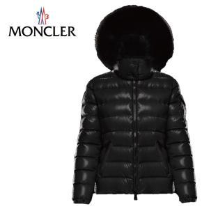 MONCLER モンクレール Fur-trimmed down jacket ダウンジャケット レディース ブラック 2019-2020年秋冬新作|fashionplate-fsp