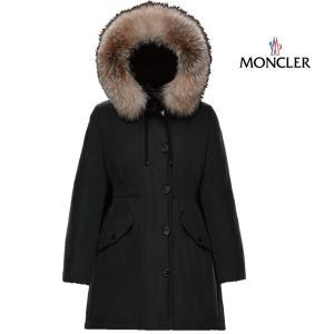 MONCLER モンクレール MONTICOLE モンティコール ダウンジャケット レディース ブラック 2019-2020年秋冬新作 国内未入荷モデル|fashionplate-fsp